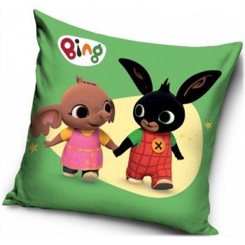 Dětský polštář zajíček Bing a slonice Sula