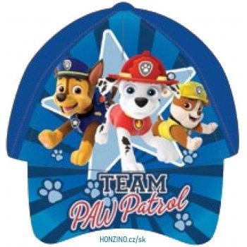 Chlapecká kšiltovka Team Paw Patrol - Tlapková patrola