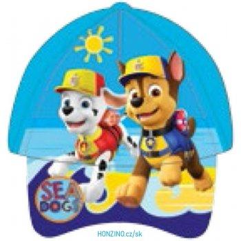 Chlapecká kšiltovka Tlapková patrola - Sea Dog - světle modrá