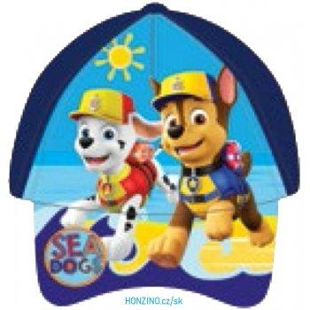 Chlapecká kšiltovka Tlapková patrola - Sea Dog - tmavě modrá