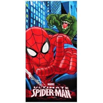 Bavlněná plážová osuška Spiderman a Lizard
