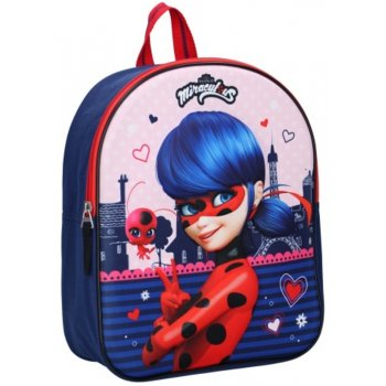 Dětský 3D batoh Kouzelná beruška - Ladybug