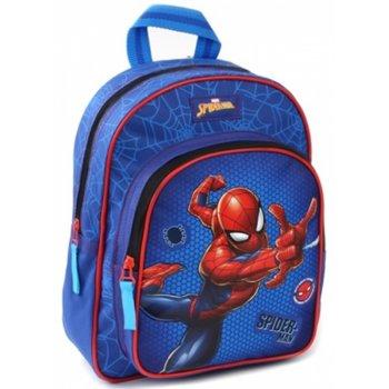 Dětský batoh s přední kapsou Spiderman