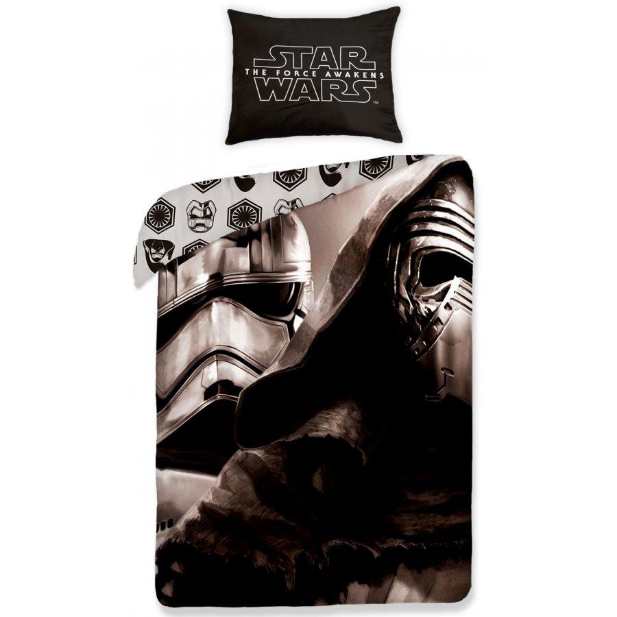 Halantex · Bavlněné povlečení Star Wars - Hvězdné války - Síla se probouzí - 140 x 200 + 70 x 90 cm