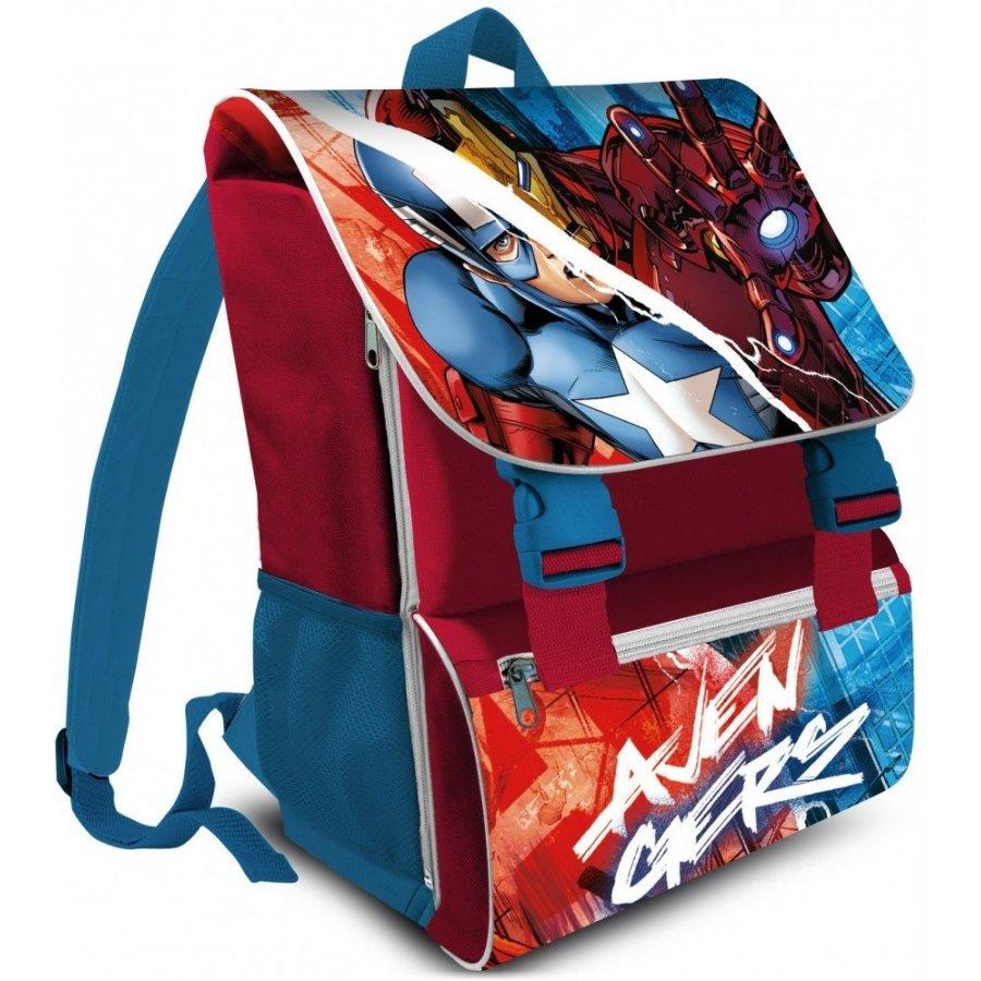 Chlapecká školní aktovka Avengers