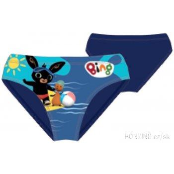 Chlapecké plavky Zajíček Bing - modré