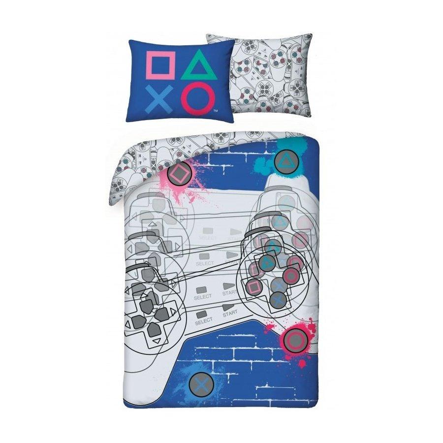 Bavlněné ložní povlečení PlayStation