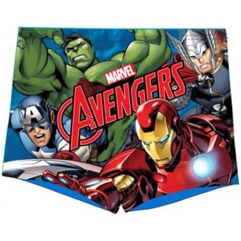 Chlapecké plavky boxerky Avengers