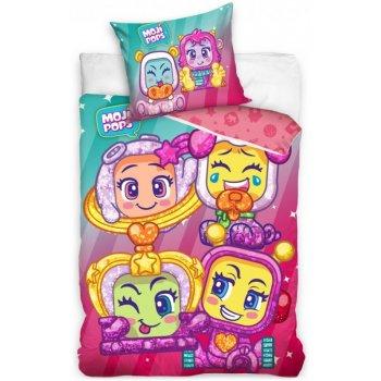 Bavlněné ložní povlečení Moji Pops - MagicBox Toys