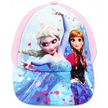 Dívčí kšiltovka Ledové království 2 - růžová