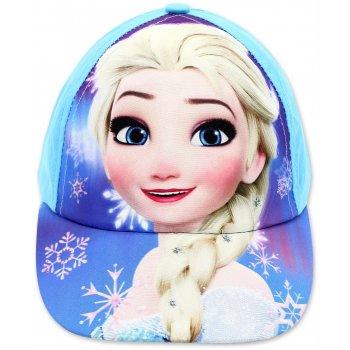 Dívčí kšiltovka Ledové království - princezna Elsa
