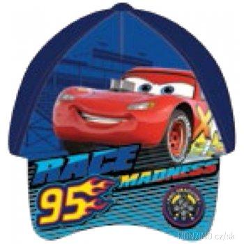 Chlapecká kšiltovka Auta 3 - Race Madness - tmavo modrá