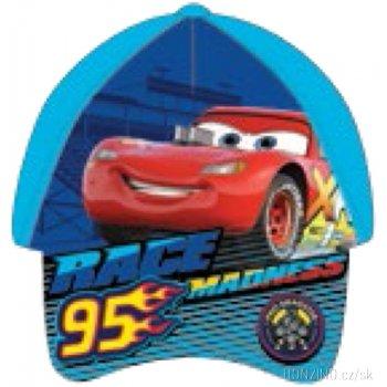 Chlapecká kšiltovka Auta 3 - Race Madness - tyrkysová