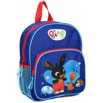 Dětský batoh s přední kapsou Zajíček Bing