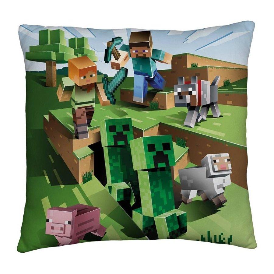 Polštář Minecraft - Farma