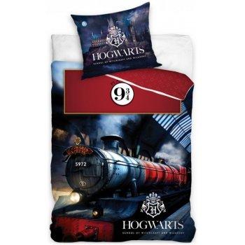 Bavlněné ložní povlečení Harry Potter - Hogwarts Express