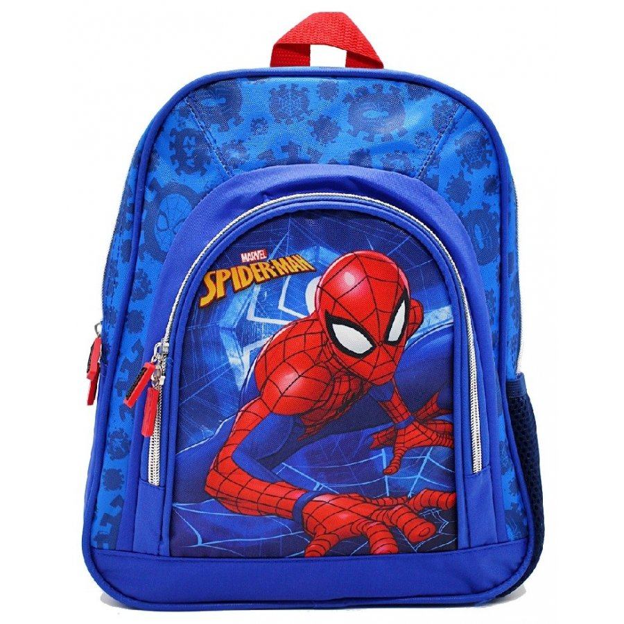 Setino · Dětský předškolní batoh Spiderman - MARVEL - 30 x 27 x 11 cm 8979d49ee0
