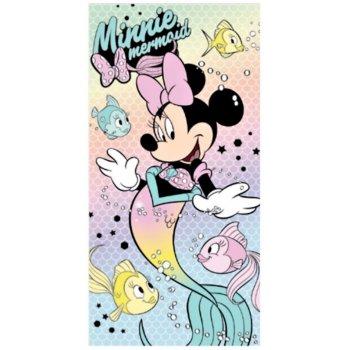Plážová osuška Minnie mořská panna