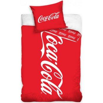 Bavlněné ložní povlečení Coca-Cola