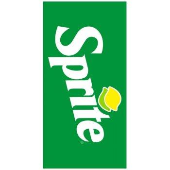 Plážová osuška Sprite Classic Logo