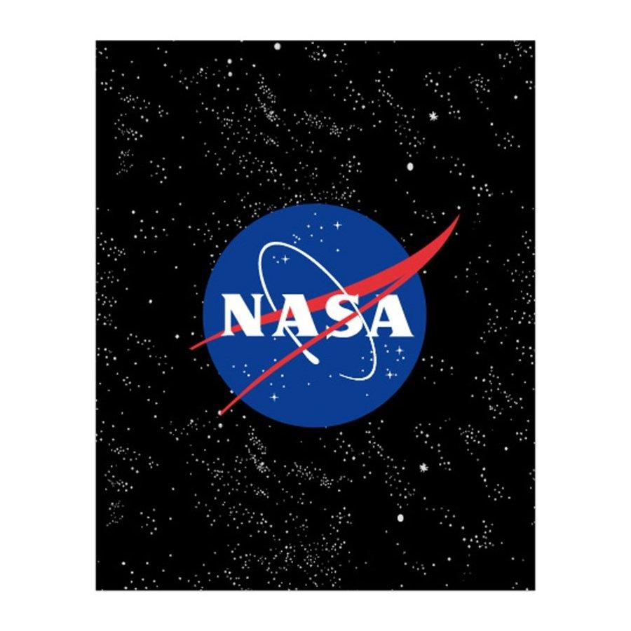 Fleecová deka NASA