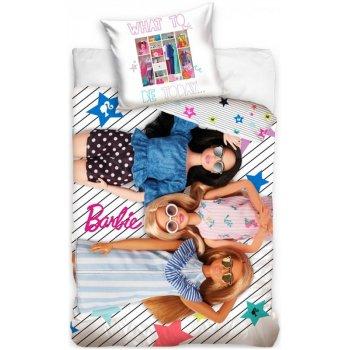 Bavlněné ložní povlečení Barbie - What to be today