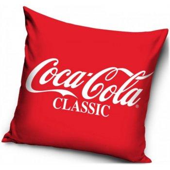 Polštář Coca-Cola Classic Logo