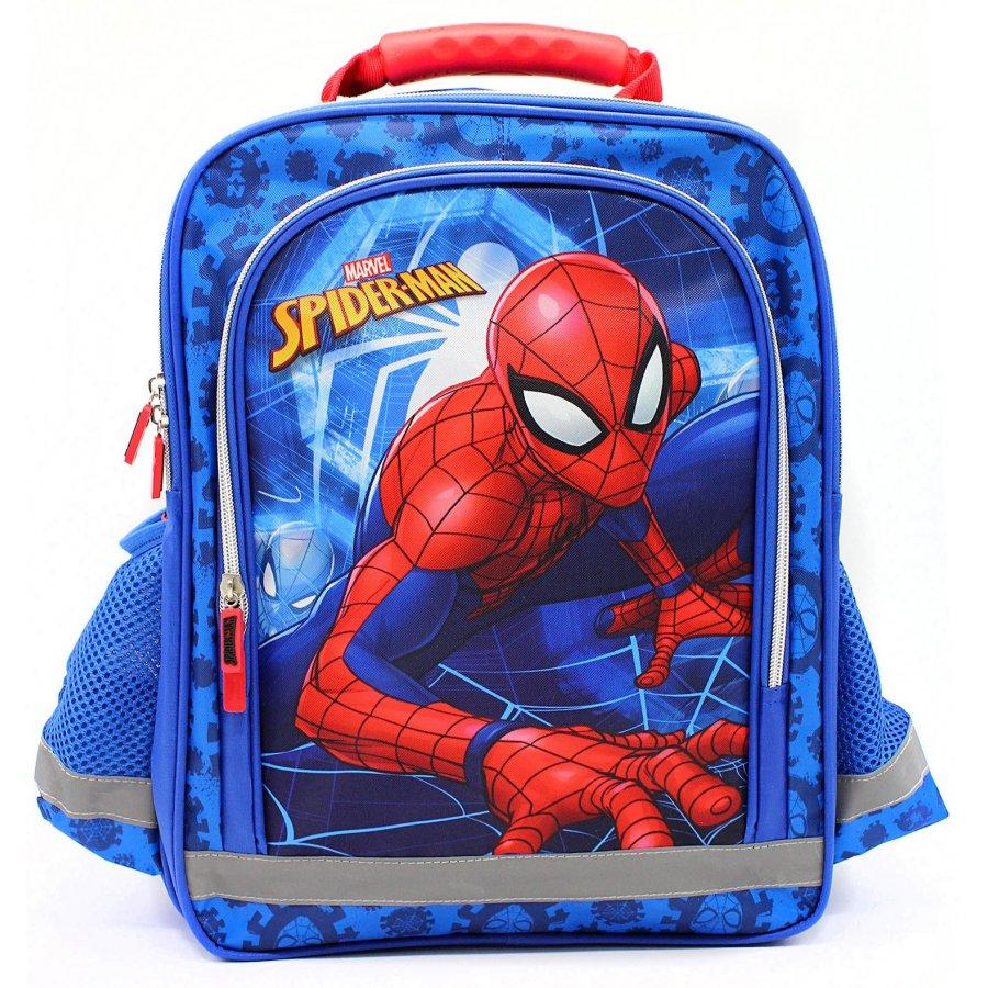 Setino · Školní anatomický batoh Spiderman - MARVEL - 37 x 29 x 13 cm