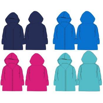 Barevná pláštěnka PVC (4 barevné varianty)