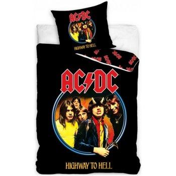 Bavlněné ložní povlečení AC/DC - Highway to Hell