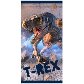Bavlněná plážová osuška Tyranosaurus Rex