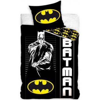 Bavlněné ložní povlečení Batman strážce noci