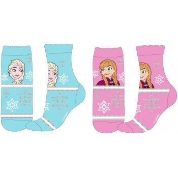 Dívčí ponožky Ledové království (2 páry)