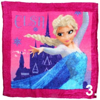 Magický ručník Ledové království - Frozen