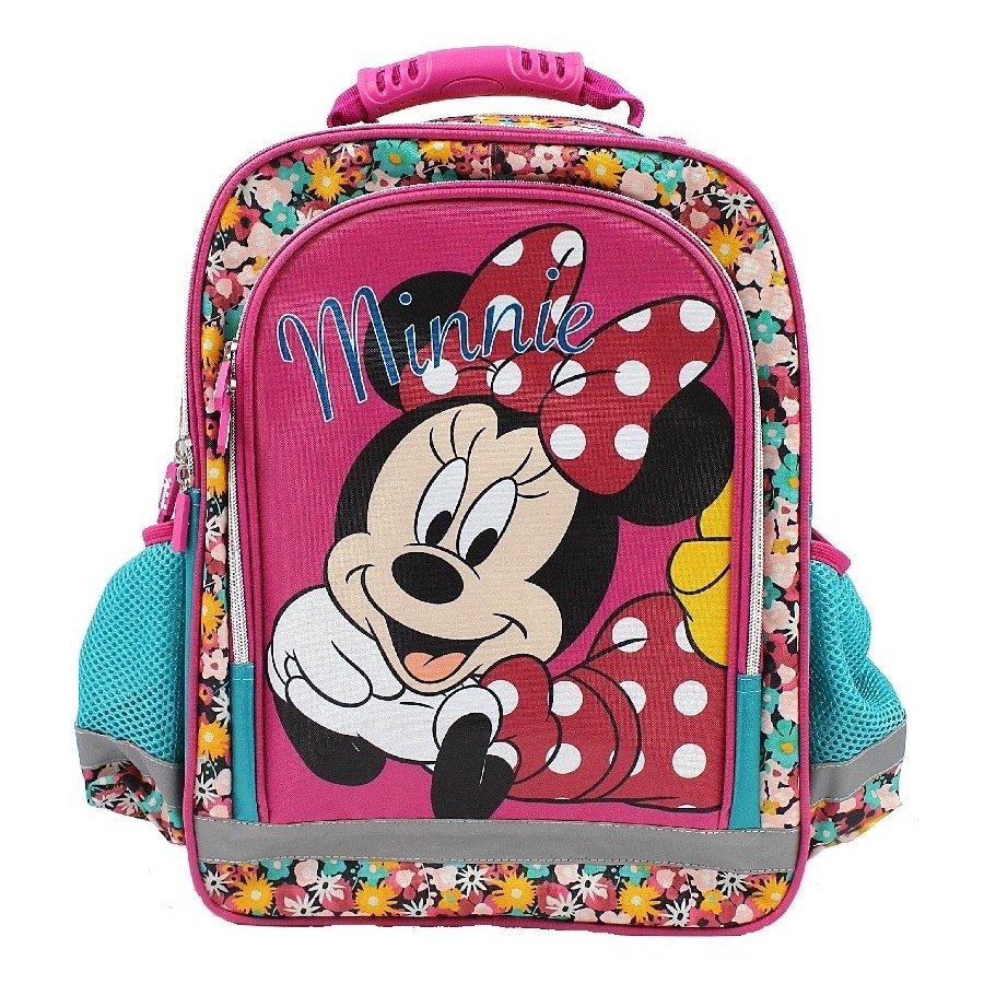 57ae6a7a579 Setino · Anatomický školní batoh Minnie Mouse - Disney - 37 x 29 x 13 cm