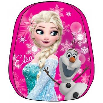 Dětský plyšový batoh Ledové království - Elsa a Olaf