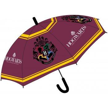 Deštník Harry Potter - erb Hogwarts