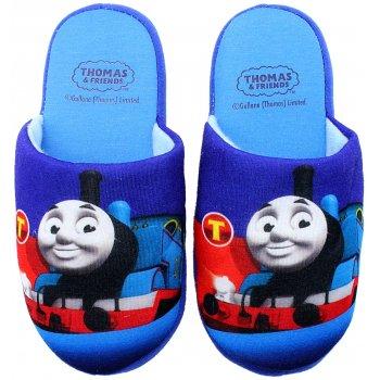 Chlapecké měkké papuče Lokomotiva Tomáš
