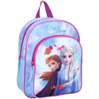 Dětský batoh s přední kapsou Ledové království II