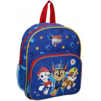 Dětský batůžek s přední kapsou Tlapková patrola