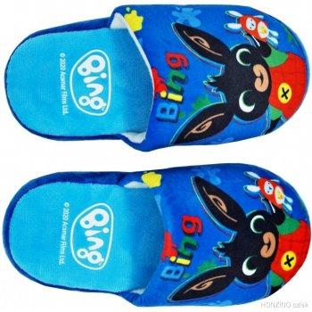 Dětské měkké pantofle Zajíček Bing