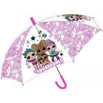 Dívčí vystřelovací deštník L.O.L. Surprise