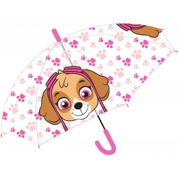 Dívčí vystřelovací deštník Tlapková patrola - Paw Patrol