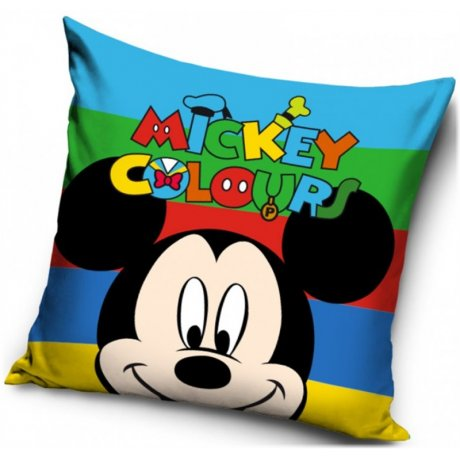 Povlak na polštář Mickey Mouse - Colours