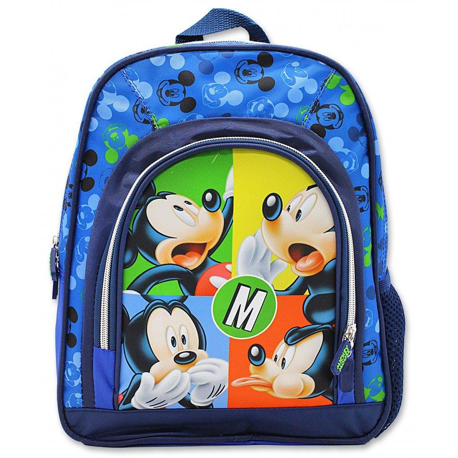 Mickey   Minnie · Dětský předškolní anatomický batoh Mickey Mouse - Disney  - 30 x 27 979f1aa167