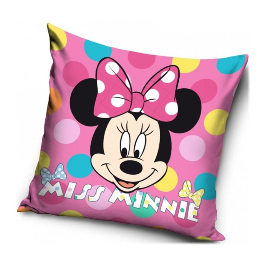 Povlak na polštář Miss Minnie - Disney
