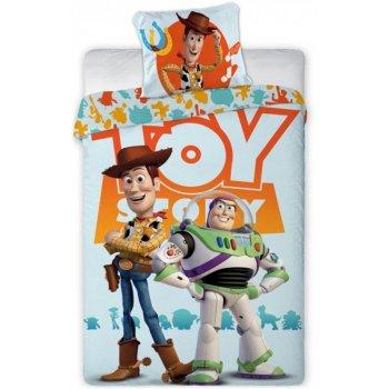 Dětské bavlněné povlečení Příběh hraček 4 - Toy Story
