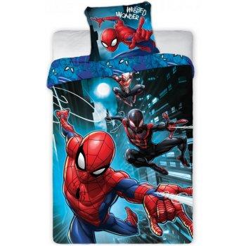 Bavlněné ložní povlečení Spiderman - Webbed Wonder