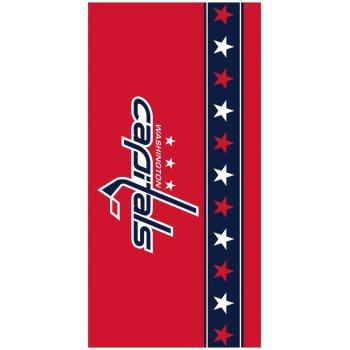 Hokejová bavlněná osuška NHL Washington Capitals Belt