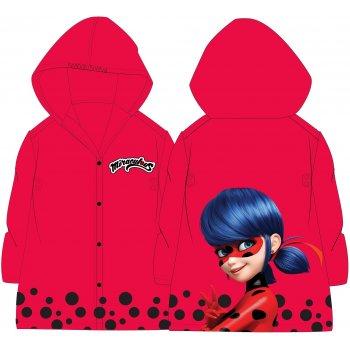 Dívčí pláštěnka Kouzelná beruška - Miraculous Ladybug